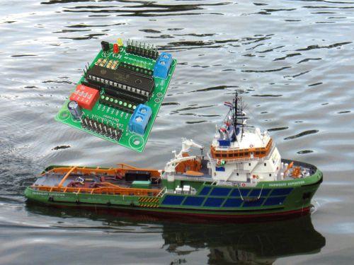 Multiswitch Decoder und Funktionsmodellbau