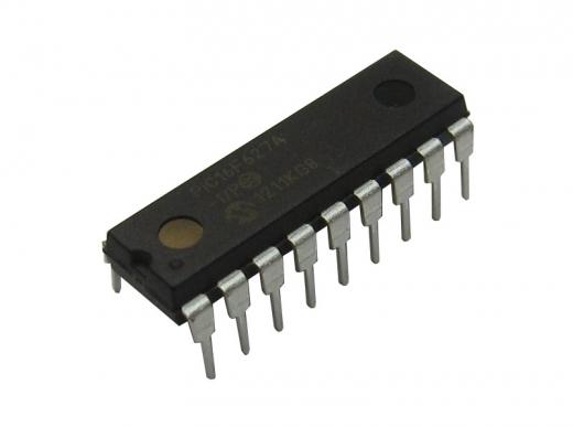 Mikrocontroller für den Schaltservo-Decoder