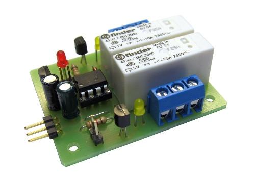 2-Kanal RC Memory Schalter