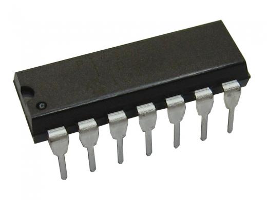 Mikrocontroller Fahrtregler 8A