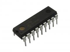 Mikrocontroller 16K Encoder F-14 (Eigenbau Version)