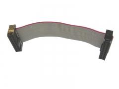 Flachbandkabel für 8-fach Relaismodul