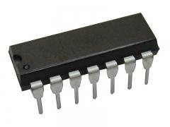 Mikrocontroller für das Schaltservo-Modul